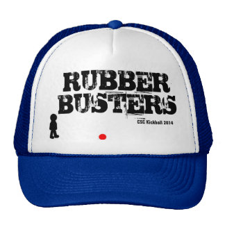 Rubber Busters Kickball Hat