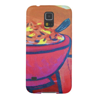 Rubber Chicken cereal Case For Galaxy S5