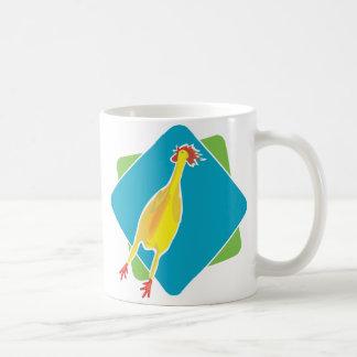 Rubber Chicken Coffee Mug