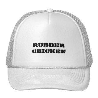 Rubber Chicken Trucker Hat