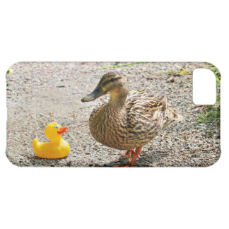 Rubber Duck and Mother Duck iPhone 5C Covers
