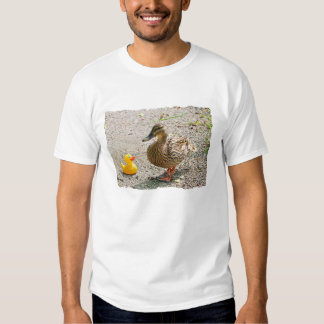 Rubber Duck and Mother Duck T-Shirt