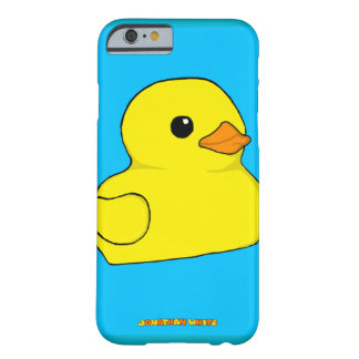Rubber Duck Barely There iPhone 6 Case