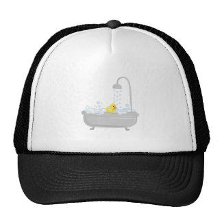 Rubber Duck Bath Trucker Hat