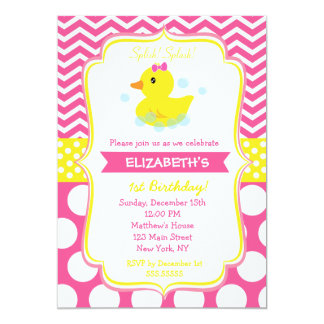 Rubber Duck Birthday Gifts on Zazzle