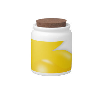 Rubber Duck Candy Jars