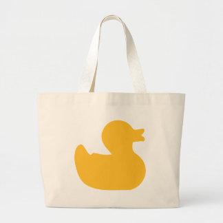 Rubber duck canvas bag