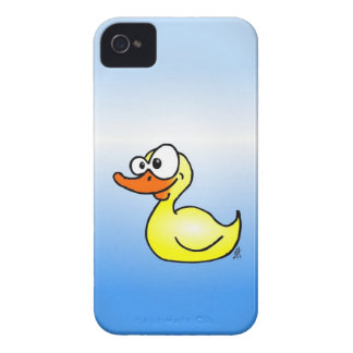 Rubber duck iPhone 4 Case-Mate cases