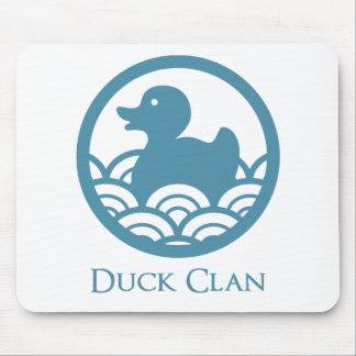 Rubber Duck Clan Mouse Pad