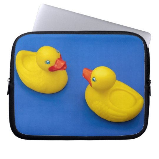 Rubber Duck Computer Sleeve