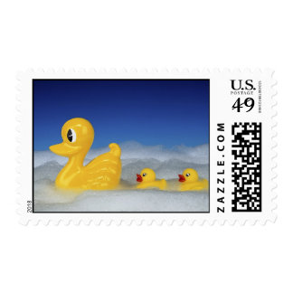 Rubber Duck Family Postage