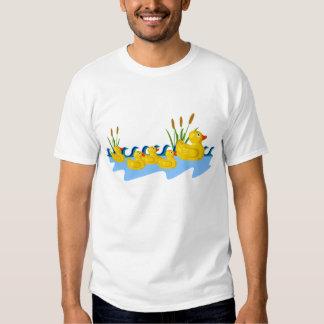 rubber duck family tshirt