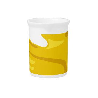 Rubber Duck Floating Beverage Pitcher
