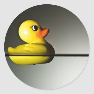 Rubber Duck Floating Stickers