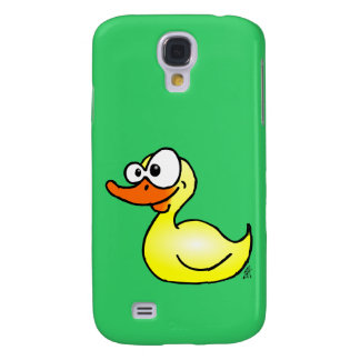 Rubber duck galaxy s4 cover
