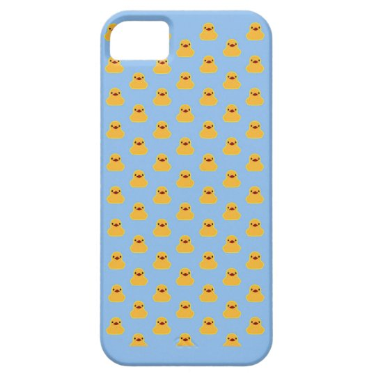 Rubber Duck Iphone 5 Case