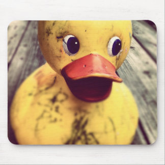 rubber duck mouse pad
