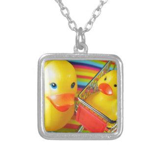 Rubber duck pendant
