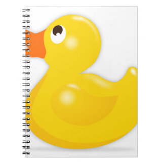 Rubber Duck Notebook