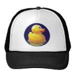 Rubber Duck on Vacation Trucker Hat