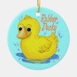Rubber Duck Ornaments