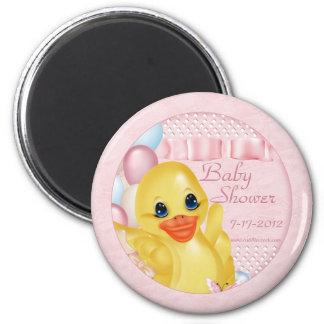Rubber Duck P Magnet
