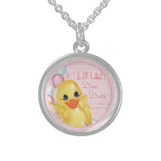 Rubber Duck P Necklace