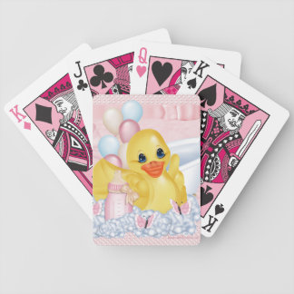 Rubber Duck P Playing Cards
