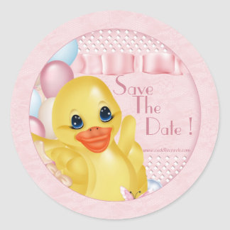 Rubber Duck P Sticker