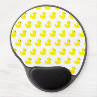 Rubber Duck Pattern Gel Mouse Pad