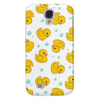 Rubber Duck Pattern Samsung S4 Case