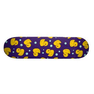 Rubber Duck Pattern Skate Board Deck