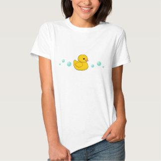Rubber Duck Pattern T Shirt