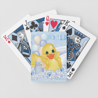 Rubber Duck Playing Cards