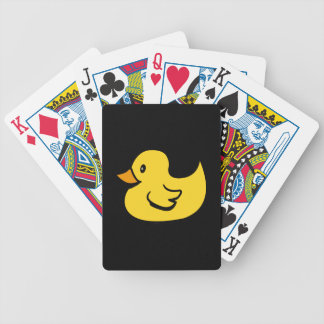 Rubber Duck Playing Cards Bicycle Playing Cards