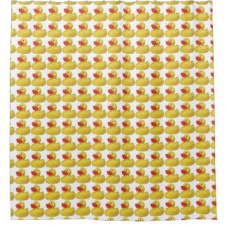 Rubber Duck Shower Curtain by Duckheap.