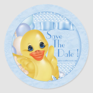 Rubber Duck Sticker