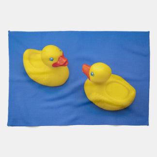 Rubber Duck Towel