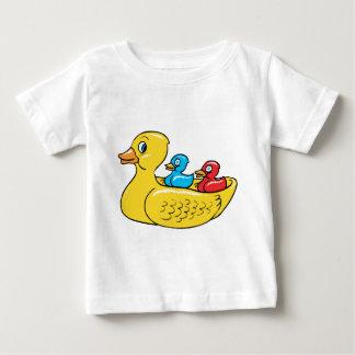 Rubber Duck Trio Baby T-Shirt