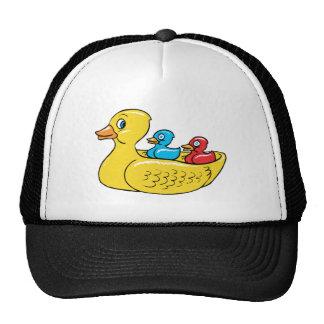Rubber Duck Trio Mesh Hat