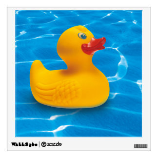 rubber duck wall decal
