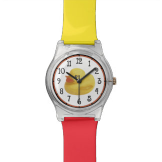 Rubber Duck Wrist Watch