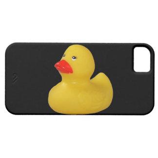 Rubber duck yellow cute fun iphone 5 case mate