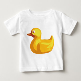 Rubber Duckie Baby T-Shirt