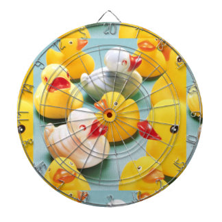 Rubber Duckie Dart Board