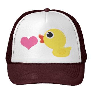Rubber Duckie Trucker Hats