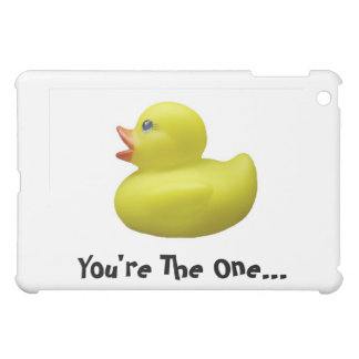 Rubber Duckie iPad Case