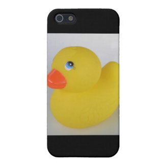 Rubber Duckie iPhone 5 Cases