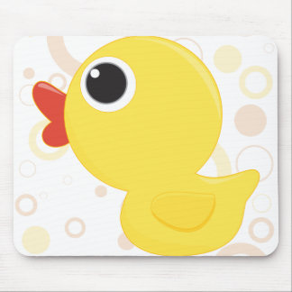 Rubber Duckie Mouse Pad