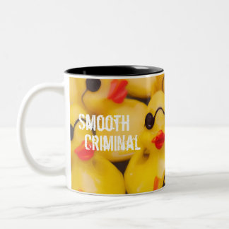 Rubber Duckie Mug